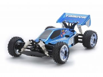 Tamiya 47346 Neo Scorcher Blue Metallic (TT-02B) Kit 1/10th